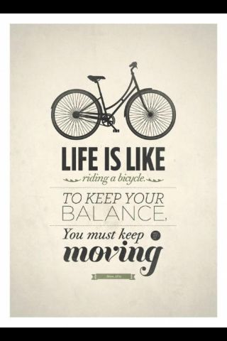 So biking again... Gotta take care of that inner child...