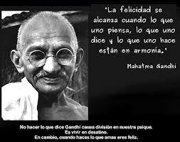 #Frases #Gandhi