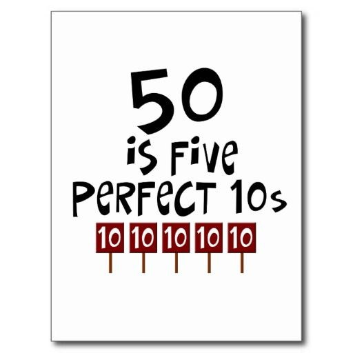 >>>Cheap Price Guarantee          	50th birthday gifts, 50 is 5 perfect 10s! post cards           	50th birthday gifts, 50 is 5 perfect 10s! post cards online after you search a lot for where to buyShopping          	50th birthday gifts, 50 is 5 perfect 10s! post cards Here a great deal...Cleck Hot Deals >>> http://www.zazzle.com/50th_birthday_gifts_50_is_5_perfect_10s_postcard-239015498638575513?rf=238627982471231924&zbar=1&tc=terrest