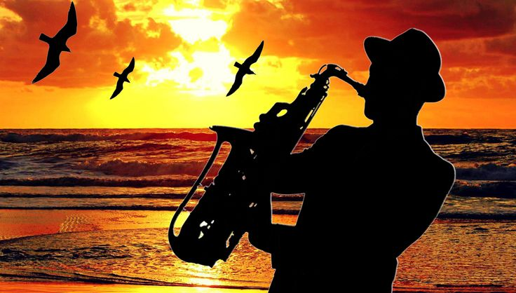 Smooth Saxophone | Instrumental Music | 3 Hours | Relaxing Music | Music...