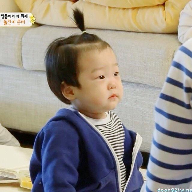 คิดถึงหมูจุนตอนมัดจุก  #seojun