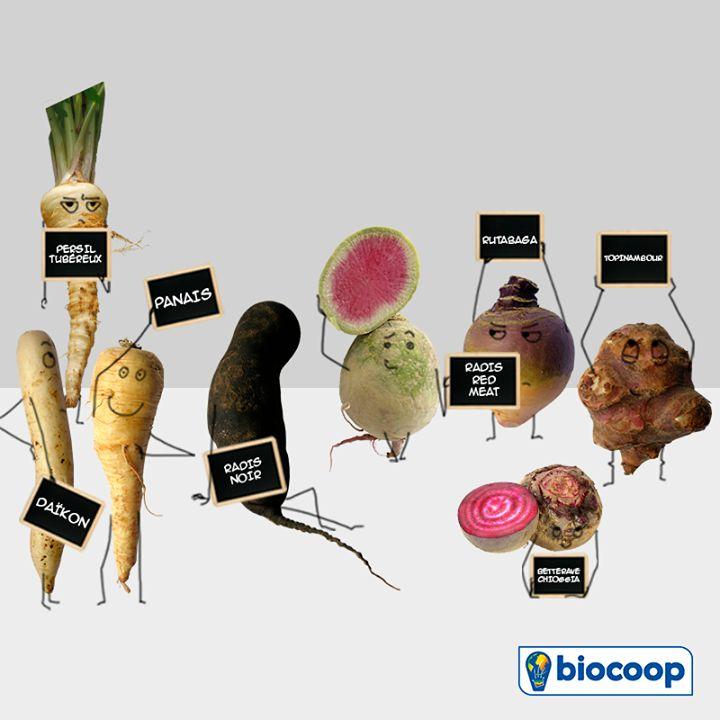 En février, Biocoop réhabilite les légumes bizarres !