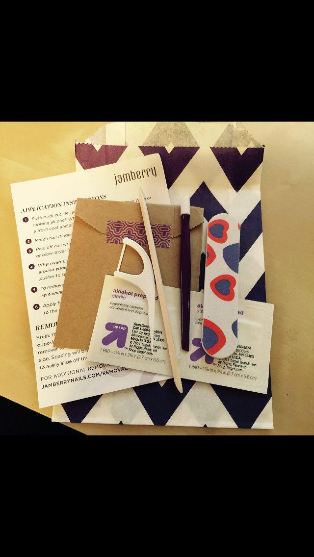 Jamberry Hostess Gifts Nail Art Studio https://www.facebook.com/JamminWithMarshaAnn?fref=ts