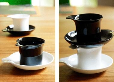 Monochrome espresso