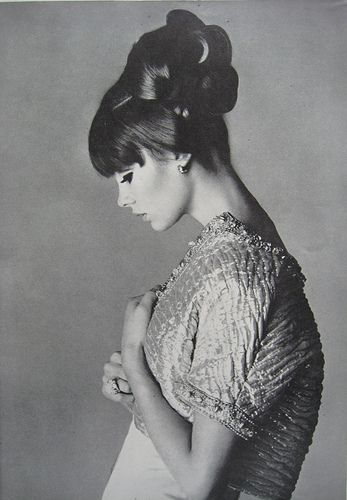 Lovely and sophisticated - Jean Shrimpton