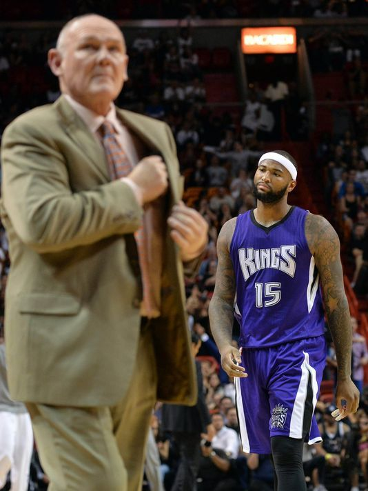 Can the Kings make things work with George Karl and DeMarcus Cousins?