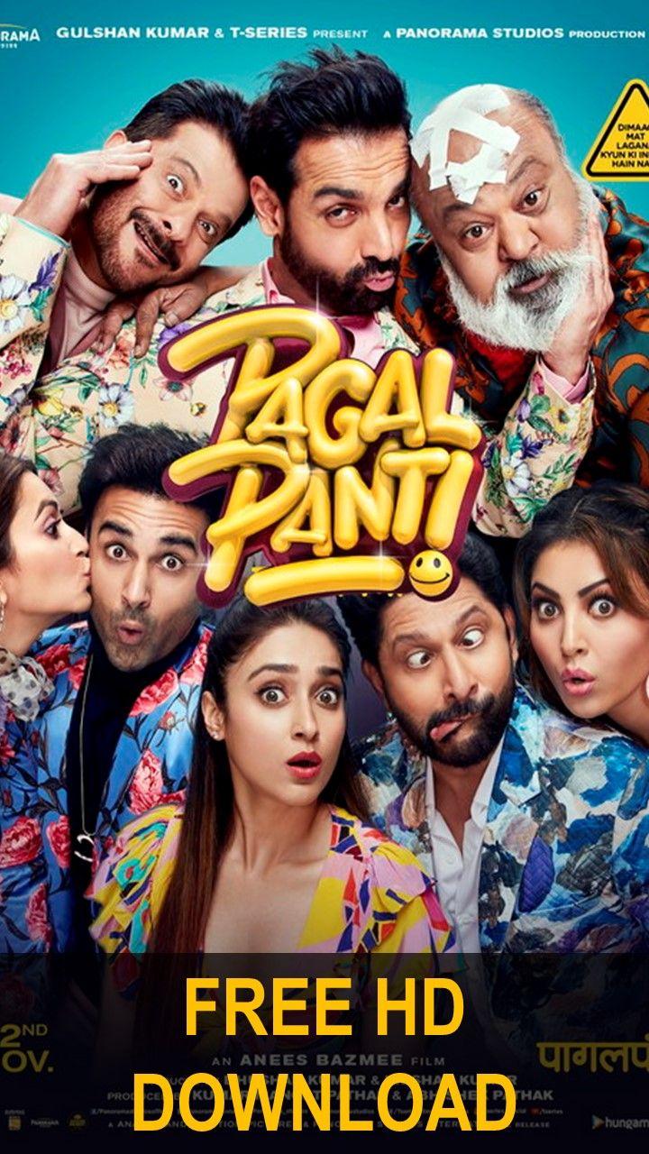 Free Full Hd Download Pagalpanti Movie Free Download In Hd Hindi Movies Full Movies Full Movies Download