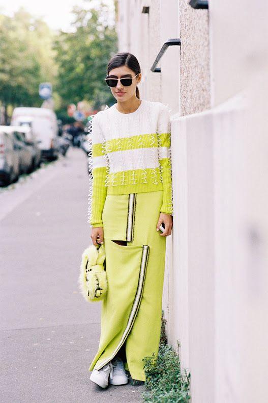 Paris Fashion Week SS 2015....Patricia