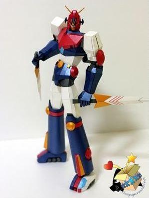 Combattler V (Chodenji Robot Combattler V - 超電磁ロボ コン・バトラーV)