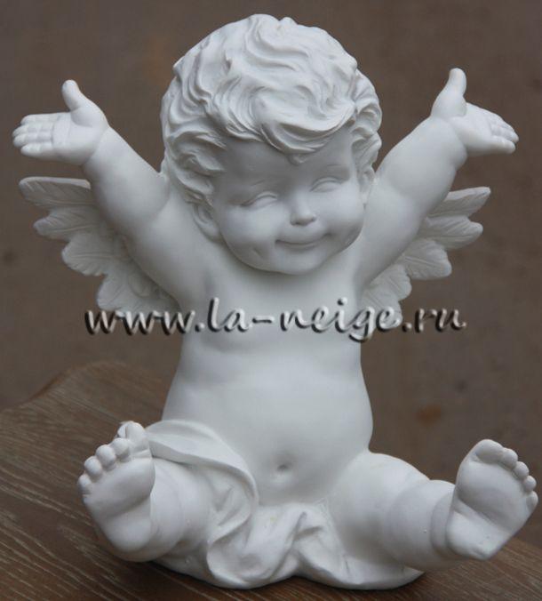 Картинки по запросу веселый ангел скульптура