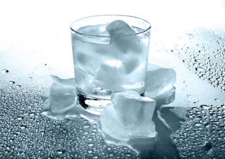 сода против жира на животе