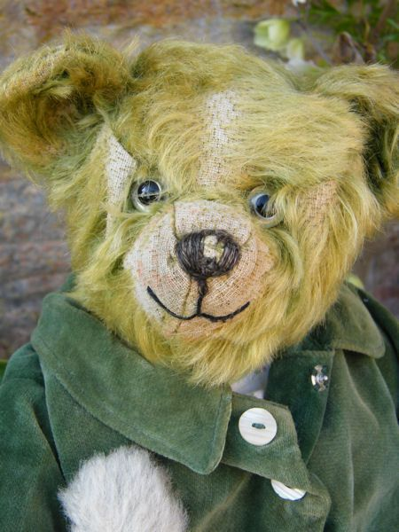Teddy Bear,collectors site for Antique and Vintage Teddy bear ...