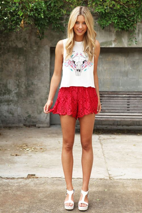 21 best ¿Cómo usar shorts? images on Pinterest