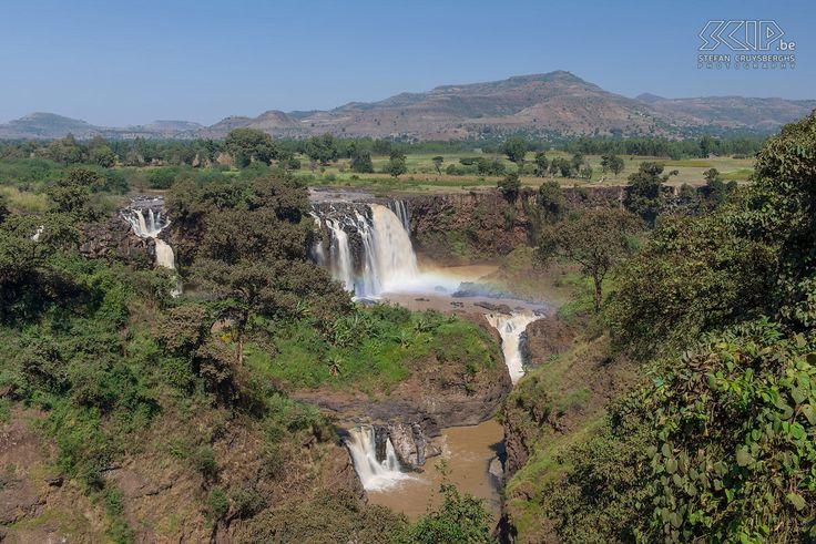 Mavi Nil Şelalesi - Etiyopya