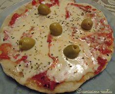 E n el año 1991 una de mis tías paternas, que fue cocinera, me enseñó a hacer esta pizza rica y rápida. Como ya éramos 5 y me era mas ...