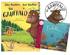Deal of the Week - Julia Donaldson