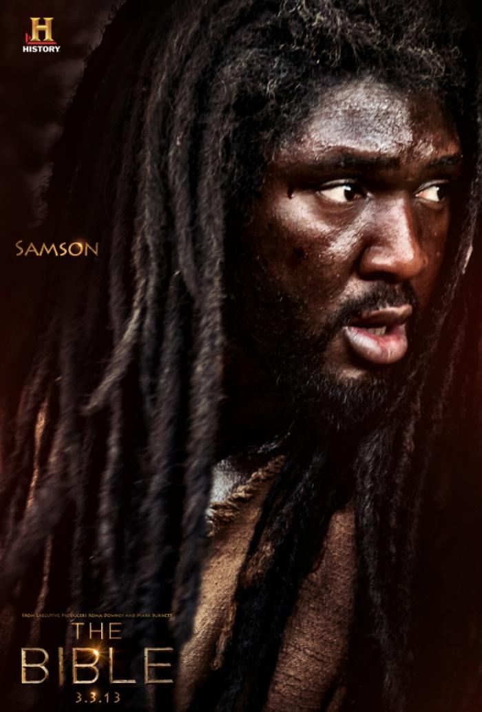 Backplane - The Bible Series - Samson