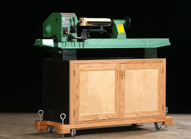 Midi Lathe Stand Plans Woodworking Projects Amp Plans