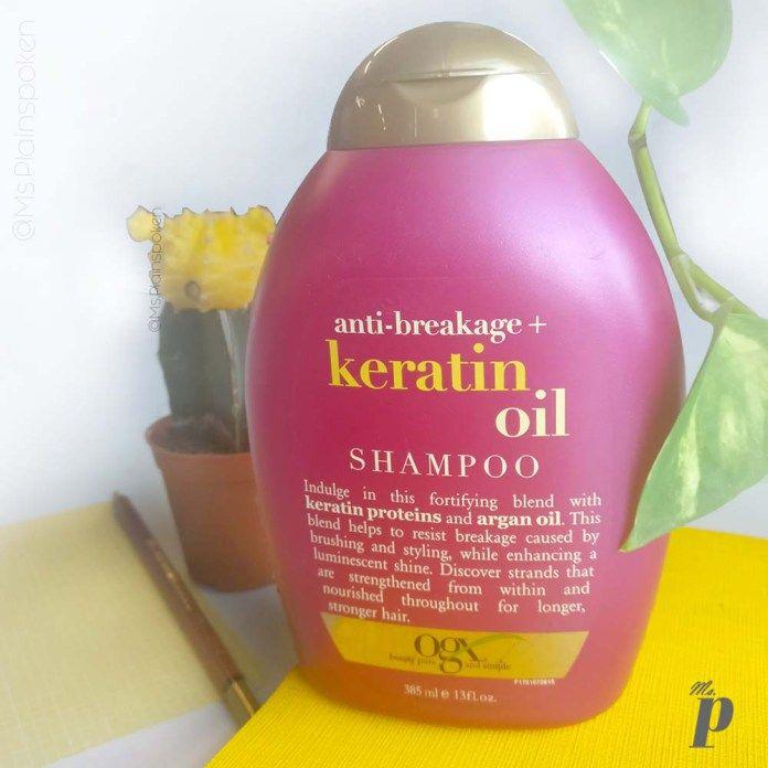 Ogx Keratin Oil Shampoo Keratin Oil Oil Shampoo Shampoo Reviews