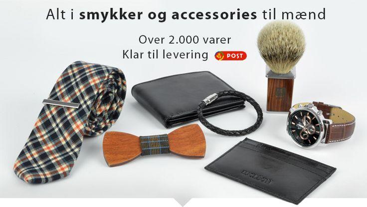 Accessories og smykker til mænd - Trendhim.dk