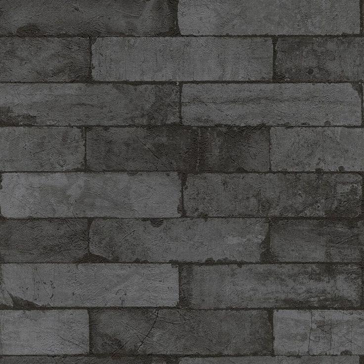 M s de 25 ideas incre bles sobre paredes de piedra de - Papel pintado imitacion piedra ...
