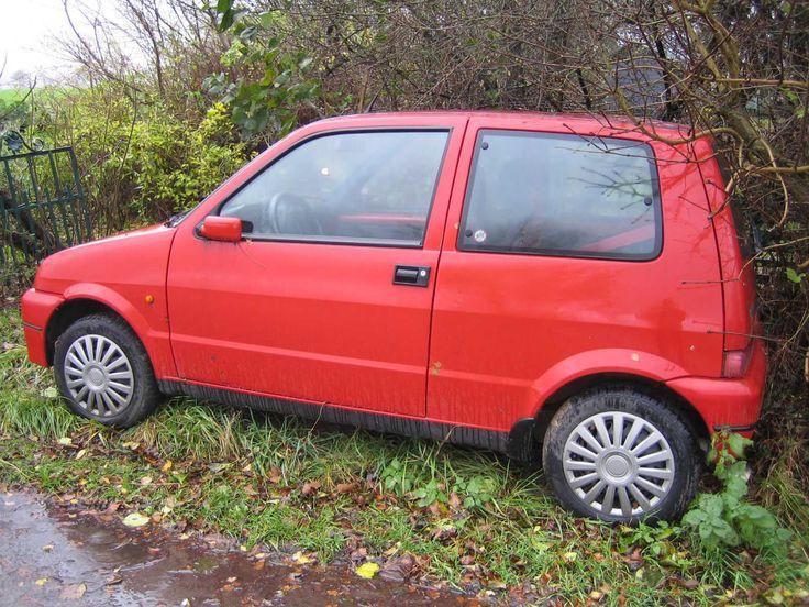 Fiat cinquecento Sporting für Bastler
