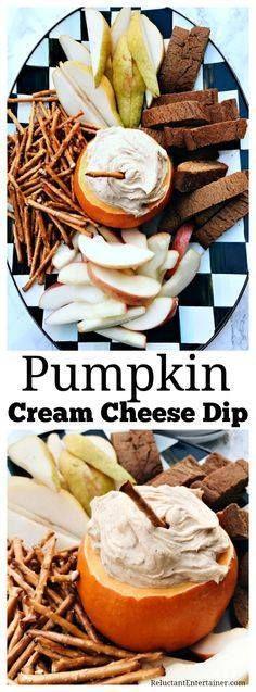Pumpkin Cream Cheese Pumpkin Cream Cheese Dip Recipe :...  Pumpkin Cream Cheese Pumpkin Cream Cheese Dip Recipe : http://ift.tt/1hGiZgA And @ItsNutella  http://ift.tt/2v8iUYW