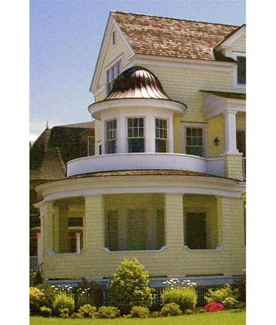 victorian painted lady porch - photo #47
