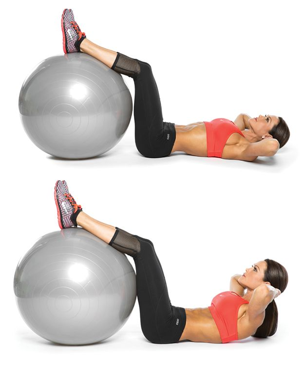 111 Best Workin The Ball Images On Pinterest Exercise