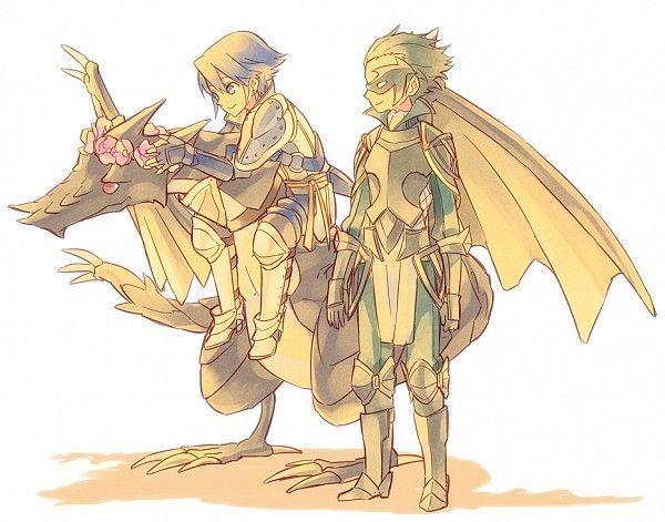 Fire Emblem: Awakening; Inigo, Jerome