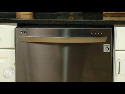 LG's black stainless dishwasher is a lovable problem child - http://eleccafe.com/2015/12/29/lgs-black-stainless-dishwasher-is-a-lovable-problem-child/