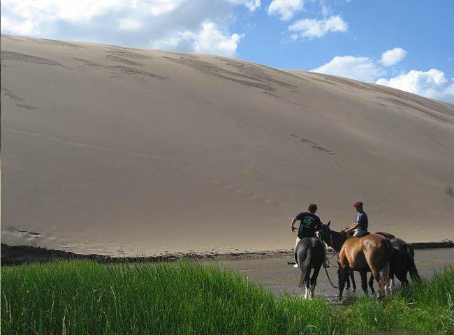 Turismo Rural Hideout - Cabalgata en San Cayetano: campo, médanos y costa atlántica de Buenos Aires. Estancia La Morita