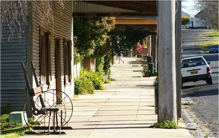 Millthorpe Village- Orange- NSW