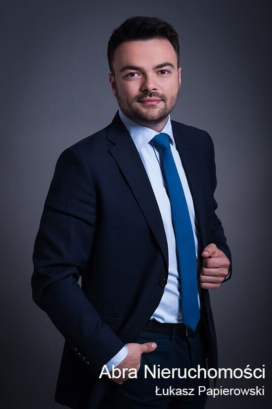 Łukasz Papierowski (ABRA NIERUCHOMOŚCI) - sesja biznesowa