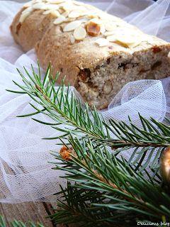 Delicious blog: Pohankovo-mandlová štola... bezlepková
