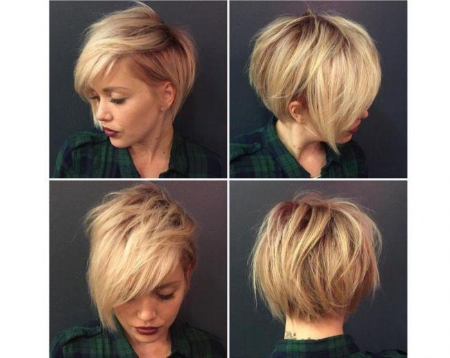 Pixie messy : la nouvelle coupe courte qui embrase les réseaux sociaux... - 20 photos - Coupe de cheveux
