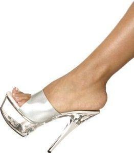Lover Highest Heel Silver Soft