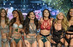 Victoria's Secret Fashion Show 2016: o desfile (Foto: Getty Images)