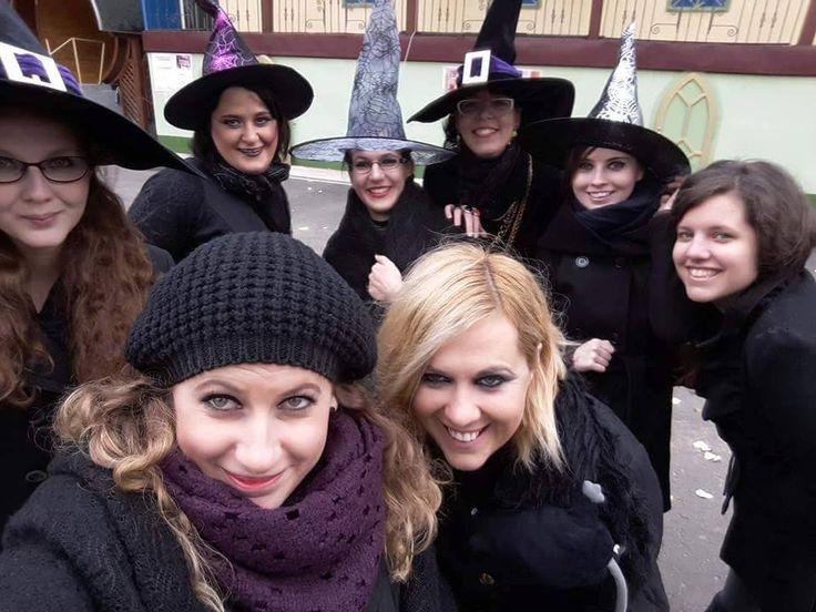 Witches of Helen Doron Debrecen! Halloween 2016
