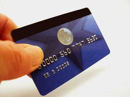 credit card history for mortgage