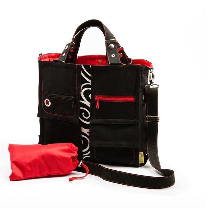Liliputi® Mama Bag Elegance Diaper Bag - Babywearing & More! #liliputi #mamabag #diaperbag