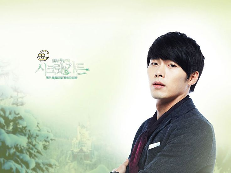 "Hyun Bin spielte in ""Secret Garden"""