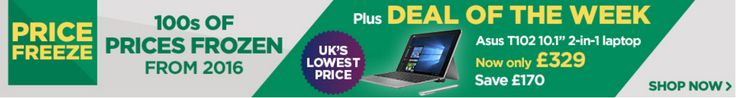 PC World Deal of the Week Web Banner #Web #Digital #Banner #Online #Marketing #Hitech #Technology #Product #Recommendations