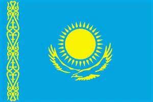 kazakhstan flag - Bing Images