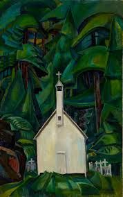 Emily Carr, Indian Church