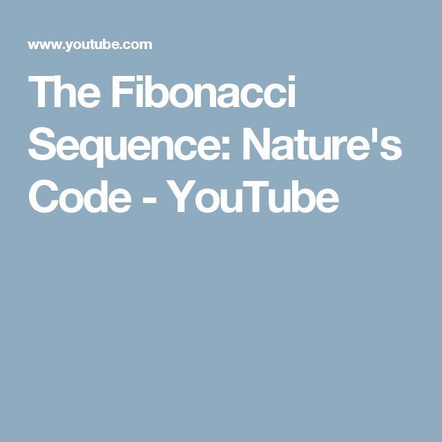 The Fibonacci Sequence: Nature's Code - YouTube