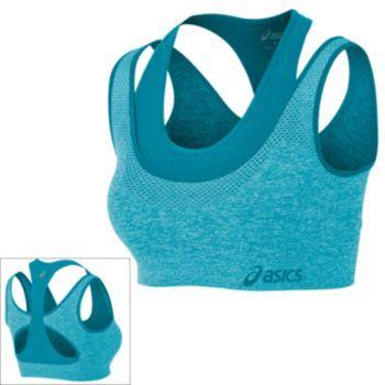 ASICS Bra: Fit-Sana Medium-Impact Seamless Sports Bra WU0385B - Women's