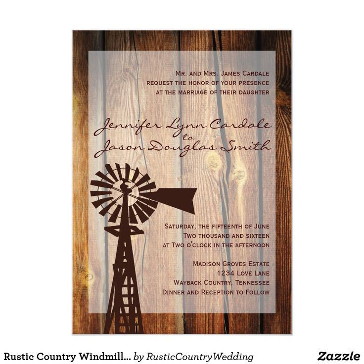 When Should Wedding Invitations Be Ordered: 13 Best Windmill Wedding Invitations Images On Pinterest