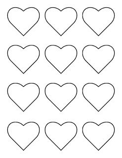 The Iced Queen: Royal Icing Chain of Hearts