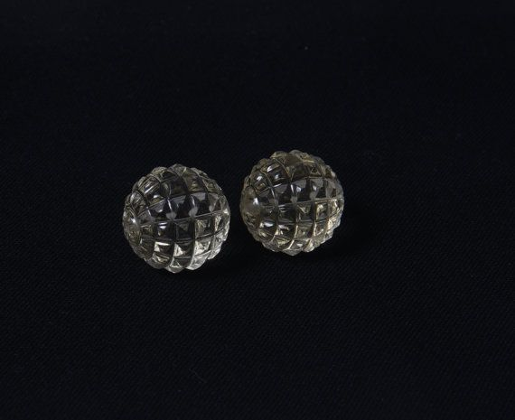 2 PCs Pair Of AAA Amazing Carving balls And by AdornmixJewels